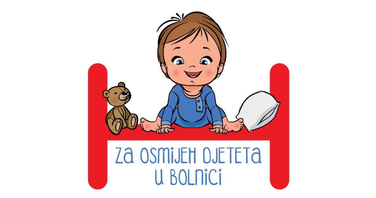 Za osmijeh djeteta u bolnici