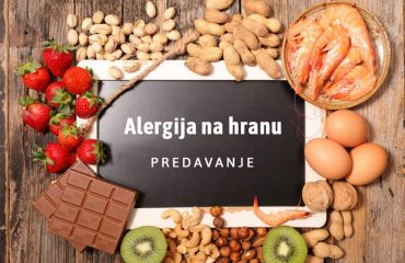 """Nastupno predavanje """"Alergija na hranu"""" – dr.sc. Blaženka Kljaić-Bukvić, dr. med."""