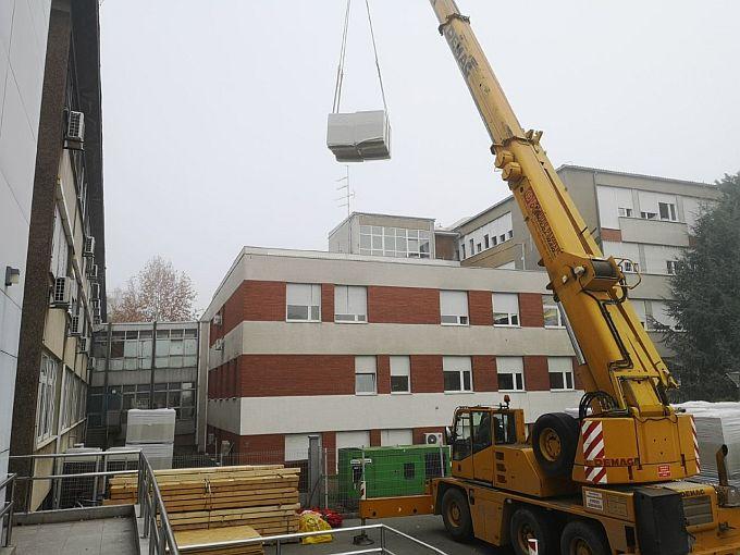U brodskoj bolnici pri kraju je jedan veliki projekt, a već se započinje s drugim, na redu je energetska obnova svih bolničkih zgrada
