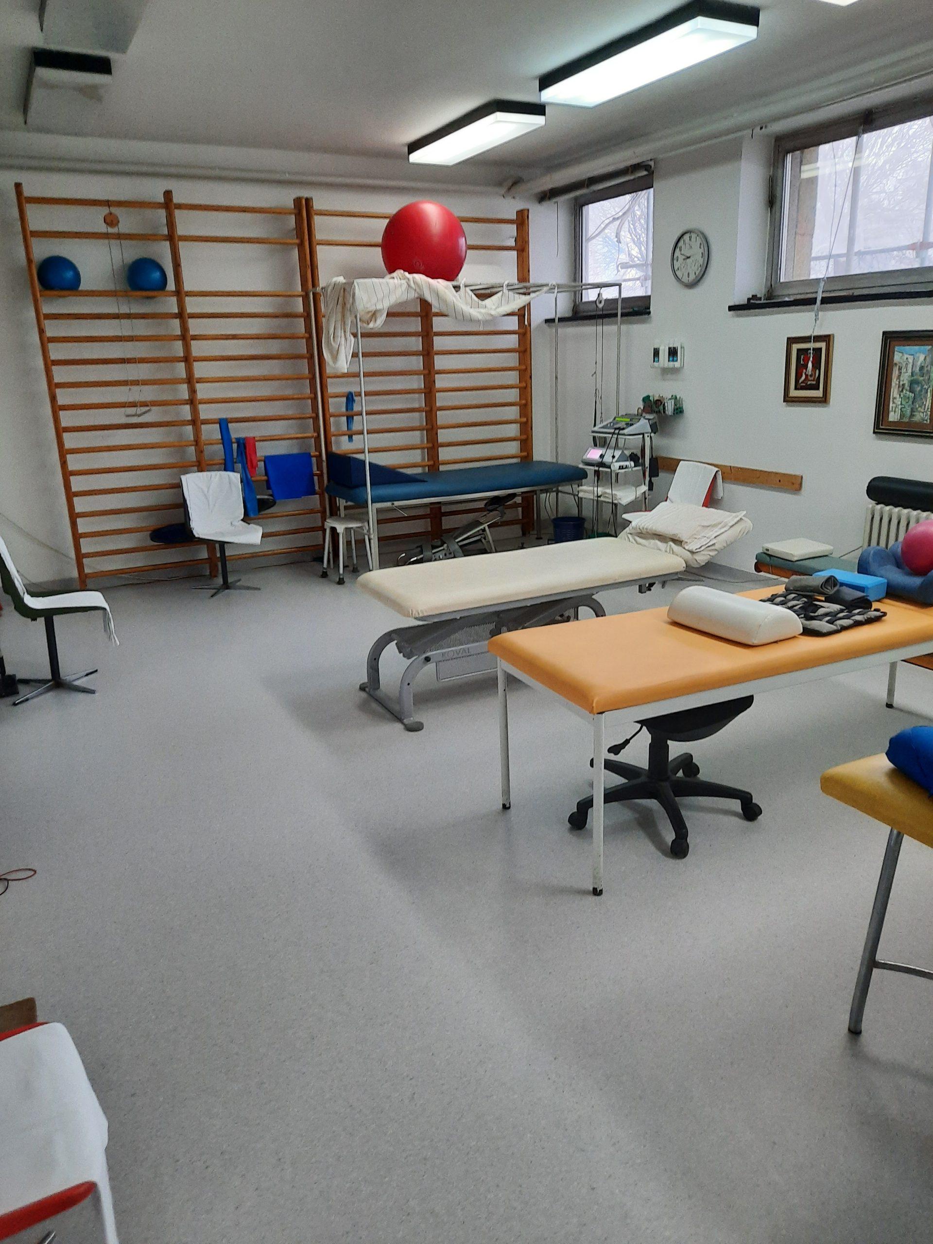 Nedavno završen i EU projekt: Sanacija Odjela rehabilitacije, reumatologije i dijela stare zgrade poliklinike Opće bolnice Slavonski Brod